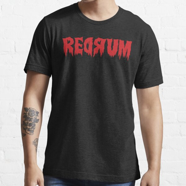 The Shining Redrum T-shirt essentiel