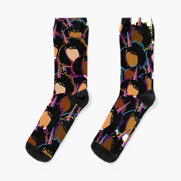 Unicorn Blast Socks