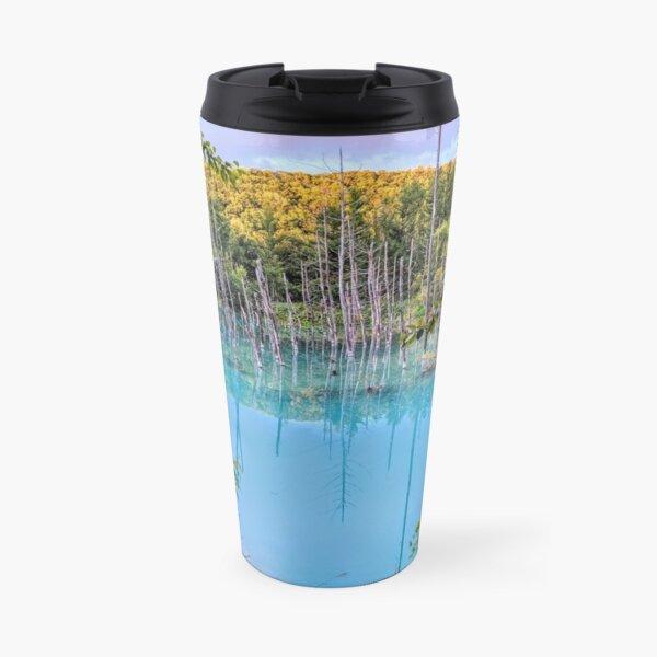 Shirogane Blue Pond Travel Mug