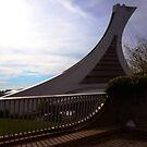 Olympic Stadium Montreal by JMR-ART