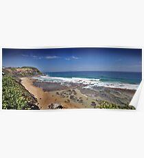 Susan Gilmore Beach Poster