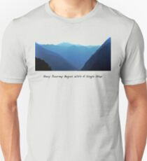 Every Journey Begins With A Single Step T-Shirt