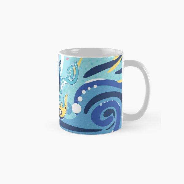 The Great Ocean Beast - Orca Version Classic Mug