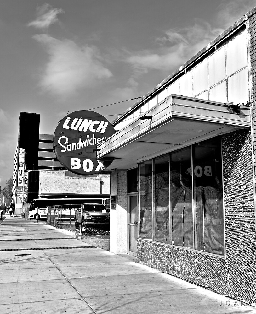 Box Lunch by J. D. Adsit