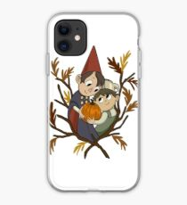 Over The Garden Wall - Wirt and Greg iPhone Case