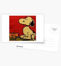 Hey Snoopy! Postcards