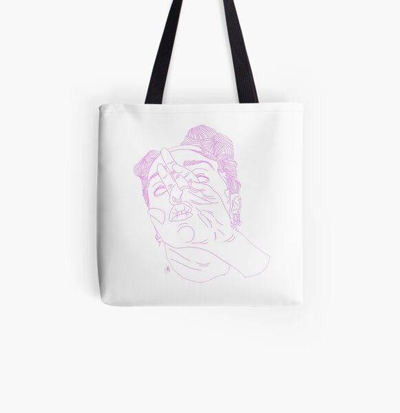 FKA twigs All Over Print Tote Bag