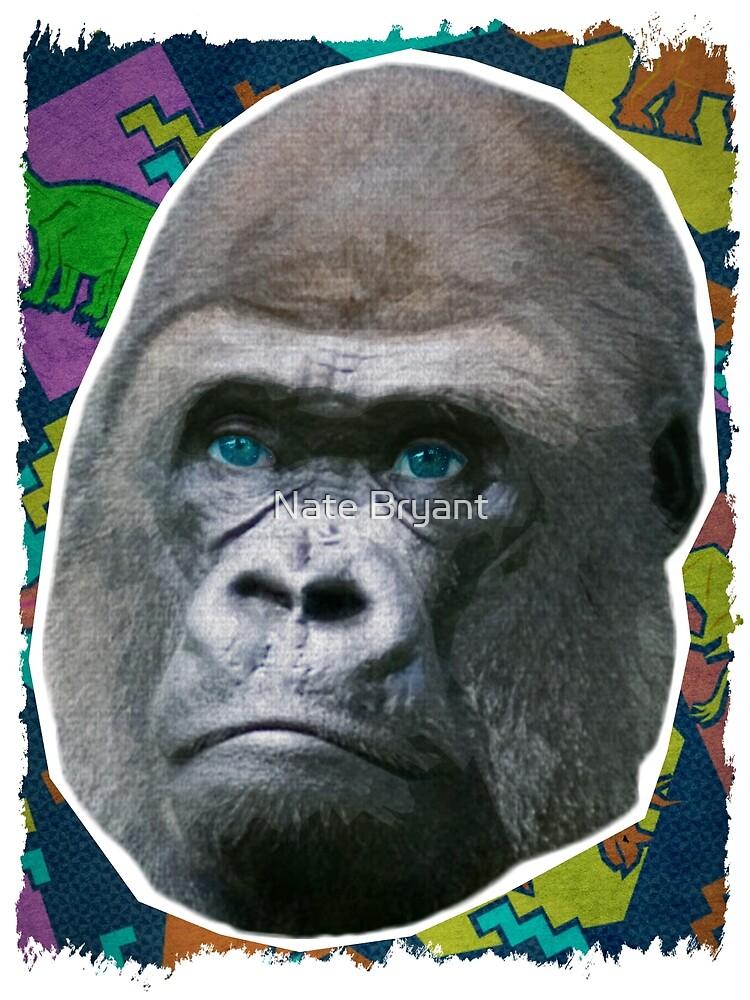 Radical Gorilla by KingGorillaBark