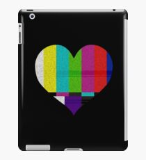 TV HEART iPad Case/Skin