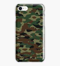 Camoflage iPhone Case/Skin