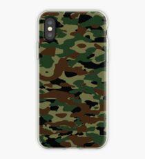 Camoflage iPhone Case