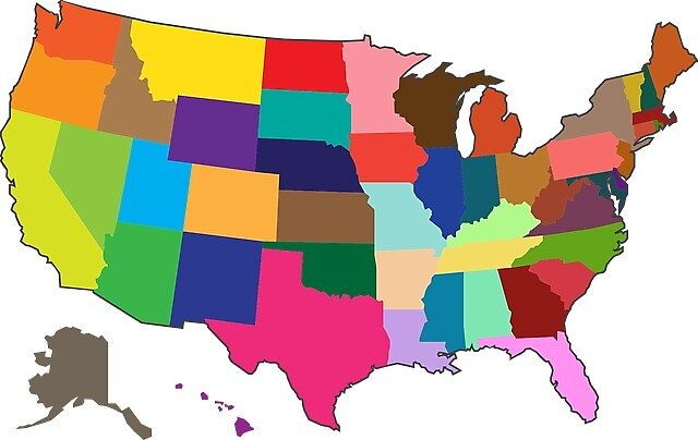 United States of America by JillianR95