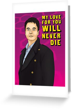 My Love For You Will Never Die by rachelleabellar