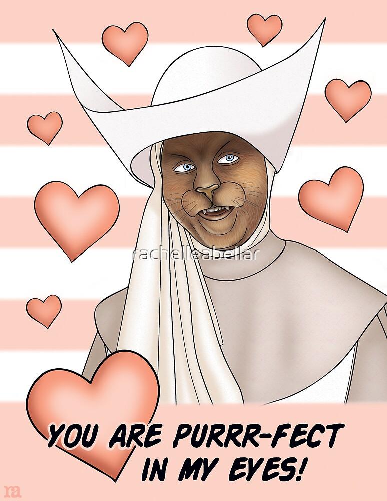 You Are PURRR-FECT In My Eyes by rachelleabellar