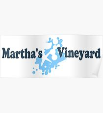 Martha's Vineyard. Poster