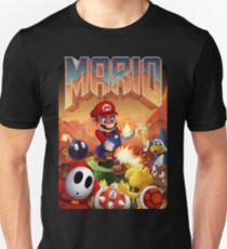 Mario's Doom Slim Fit T-Shirt