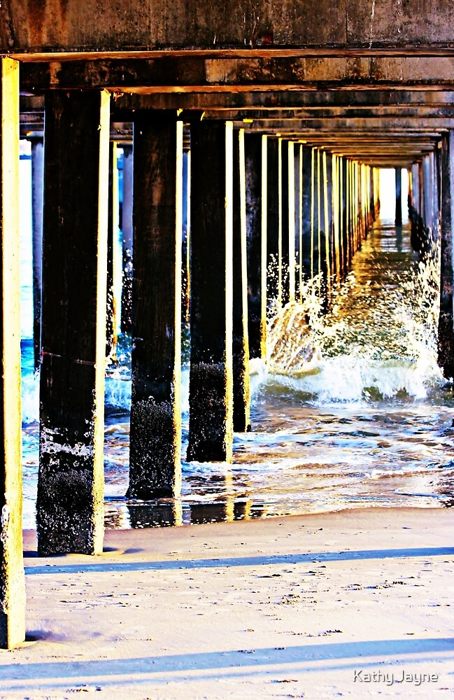 Under The Pier by Funmilayo Nyree