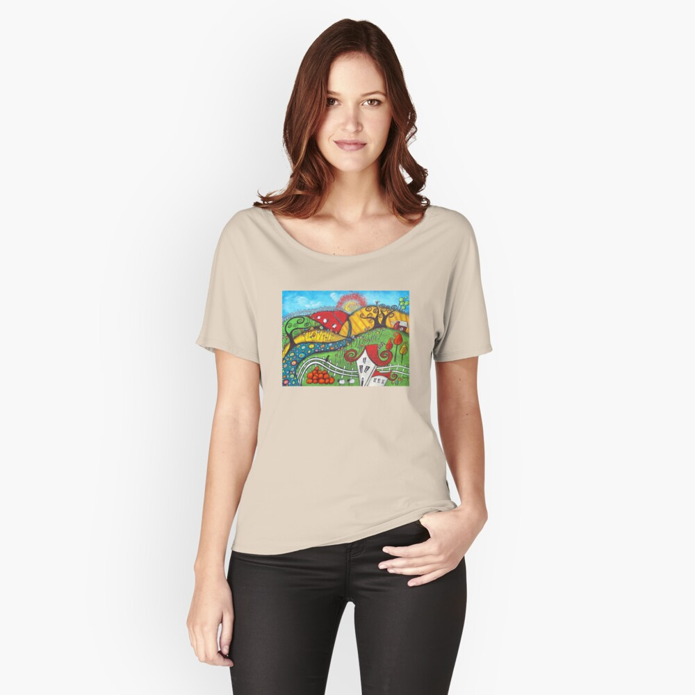 Fall Magic Relaxed Fit T-Shirt