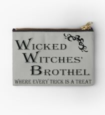 Wicked Witches' Brothel Studio Pouch