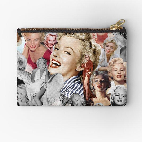 Marilyn Monroe Zipper Pouch