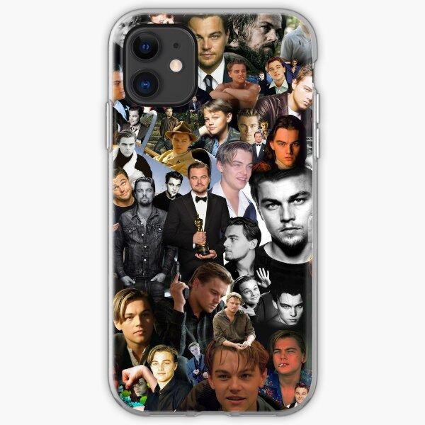 Leo DiCaprio iPhone Soft Case