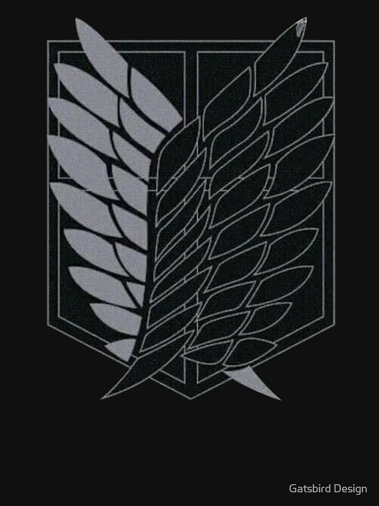 Exploration Battalion - SNK - B&W by euror-design