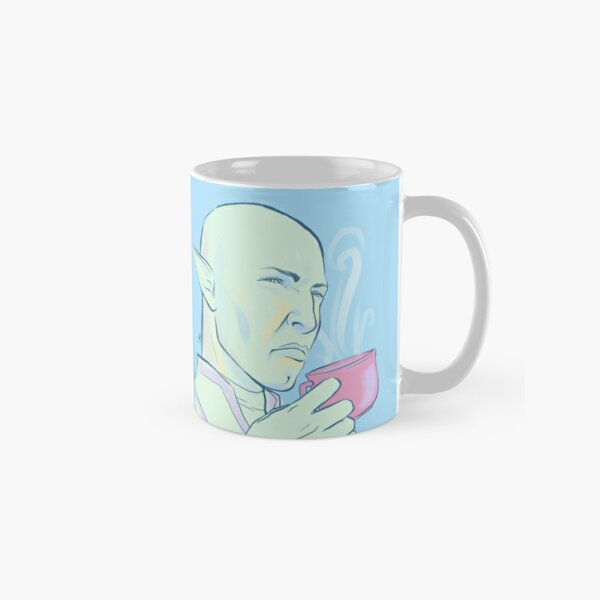 Solas greatly disapproves Classic Mug