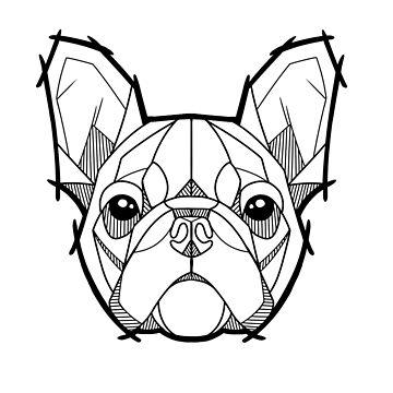 The French Bulldog by FatLizardStudio
