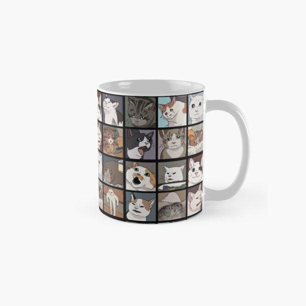Meme Cats 2.0 Classic Mug