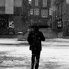 winter walk by keki