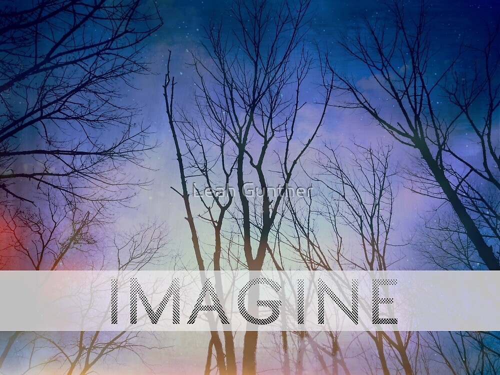 Imagine by Leah Gunther