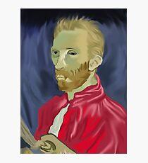 Vincent Gogh Photographic Print