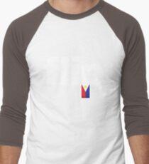 flip Men's Baseball ¾ T-Shirt