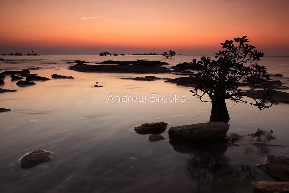 Nightcliff Sunset by Andrew Brooks