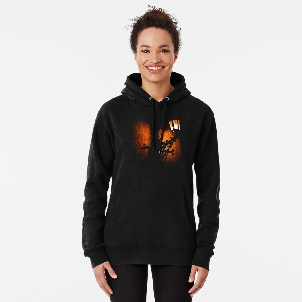 Lantern, its light and shadow (T-Shirt & iPhone case) Pullover Hoodie