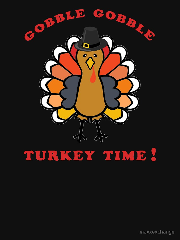 Turkey Time, Fall Colors, Harvest, Thanksgiving. by maxxexchange