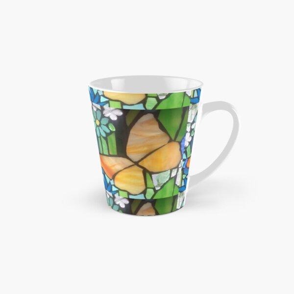 Golden Butterfly Tall Mug
