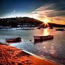 Teignmouth Estuary by Parnellpictures