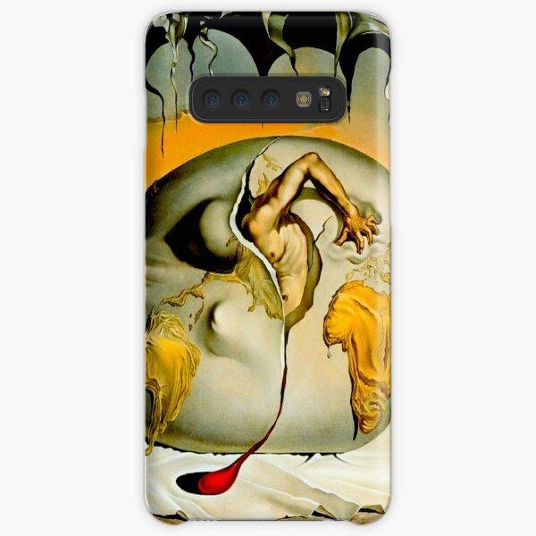 ENFANTE GEOPOLITIQUE OBSERVANTE : Salvador Dali Painting Print Samsung Galaxy Snap Case