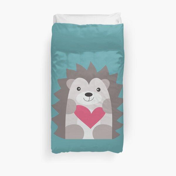 Hedgehog Duvet Cover