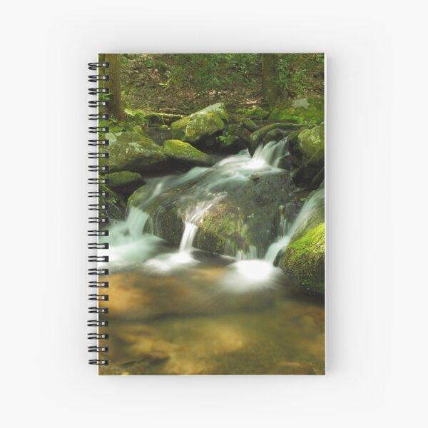 Mountain Music Spiral Notebook