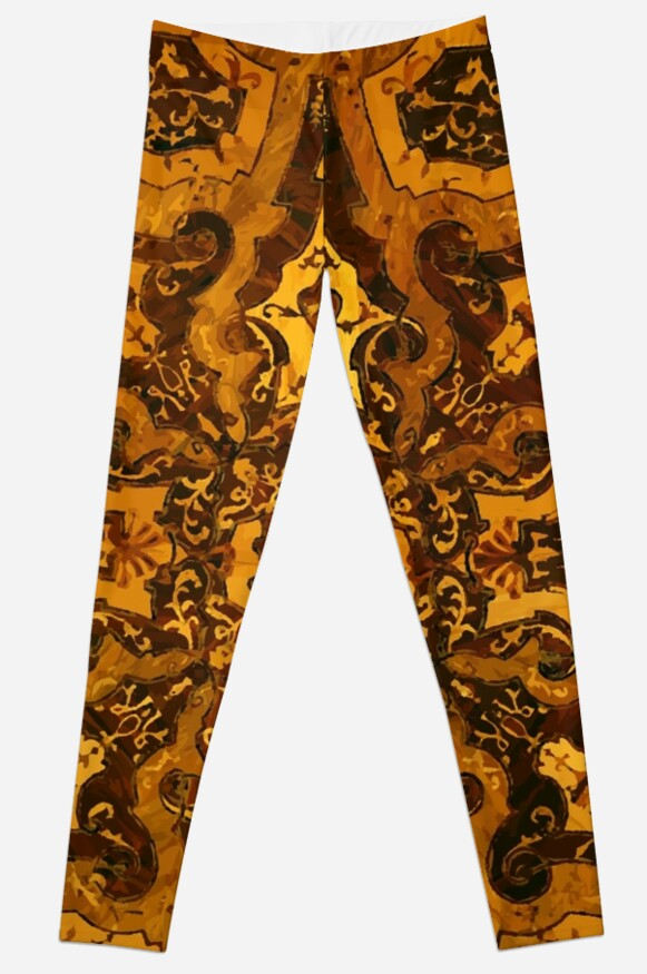 Greco-Roman Pattern by Leggings For Days