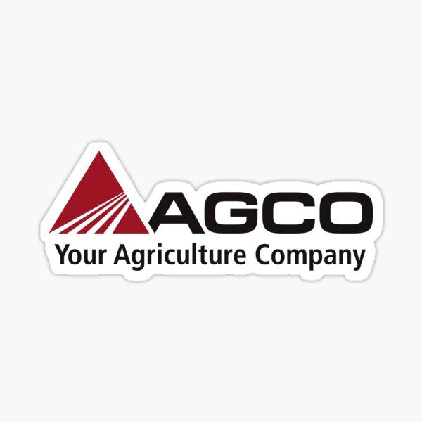 Tracteur AGCO Sticker
