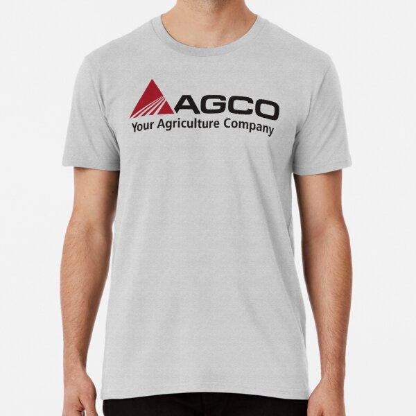 ALLIS CHALMERS AGCO TRACTORE Logo Mens T shirt