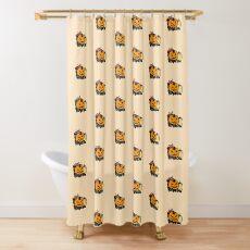 Halloween Gift and Decor - Scary Pumpkin Harvest - All Hallows Eve Present Shower Curtain