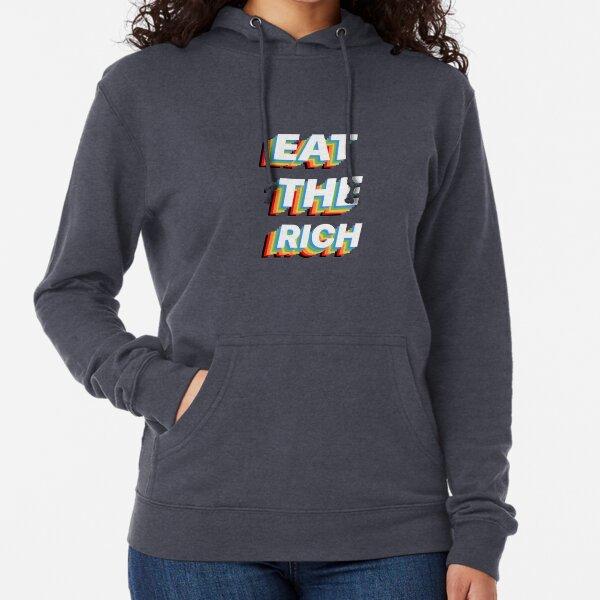 EAT THE RICH Lightweight Hoodie