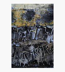 Corporate Ruins Photographic Print