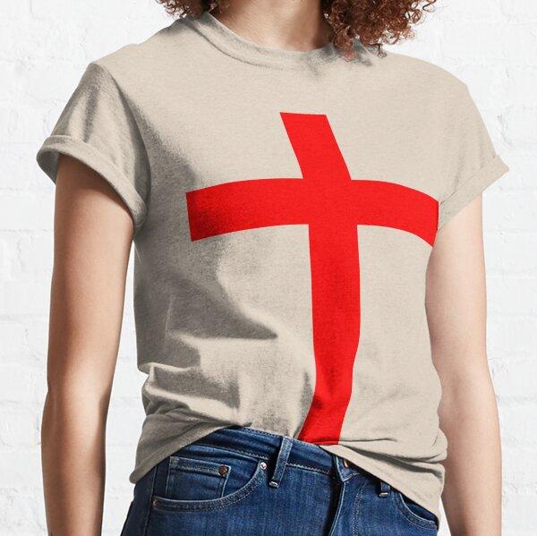 Adobe Kroger Crusader Cross Classic T-Shirt