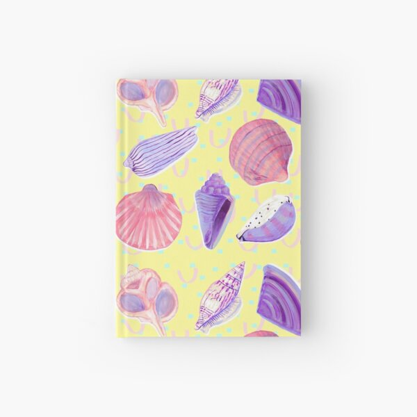 Shell Party Hardcover Journal