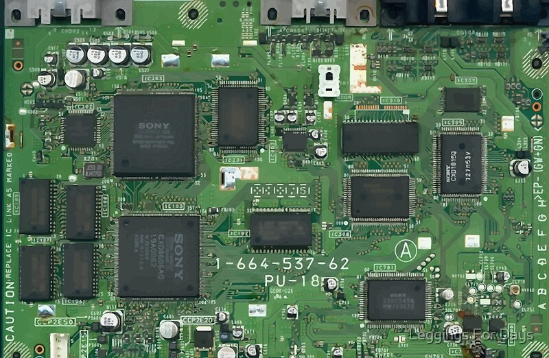 Ps3 Circuit Board